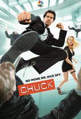 Chuck - Staffel 3 - Poster