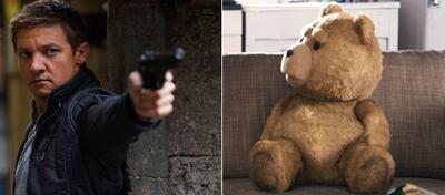 Bourne und Ted kommen zurück