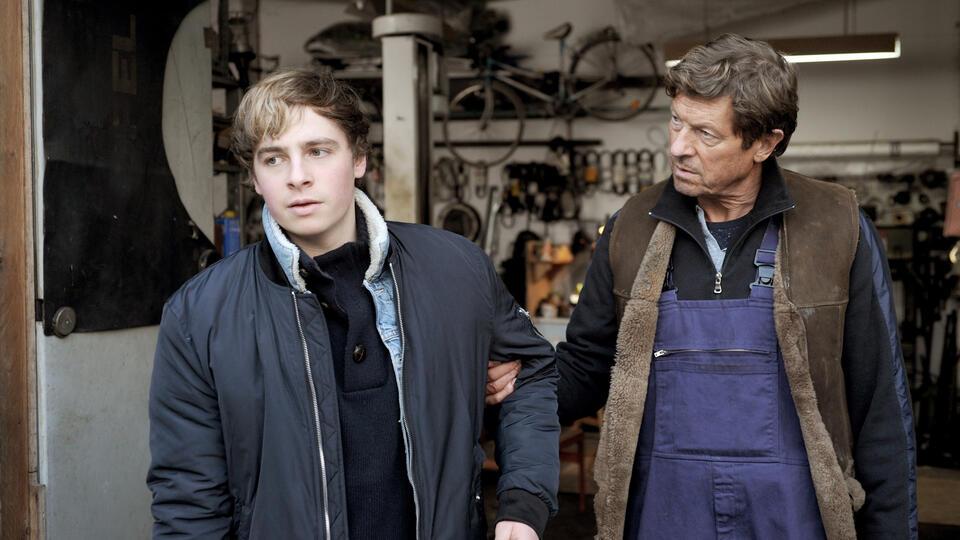 Bella Block: Stille Wasser mit Henrik Birch und Matti Schmidt-Schaller