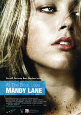 All the Boys Love Mandy Lane - Poster