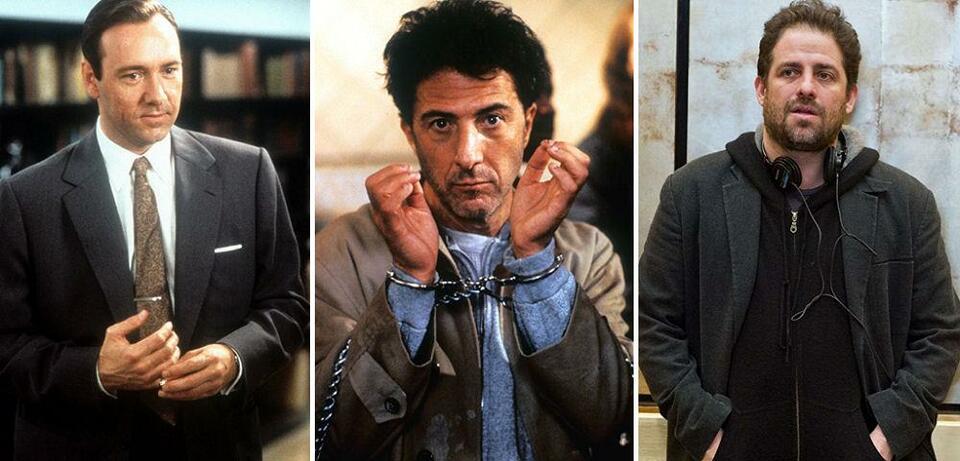Kevin Spacey, Dustin Hoffman, Brett Ratner