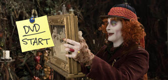 Alice im Wunderland: Hinter den Spiegeln mitJohnny Depp
