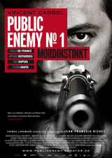 Public Enemy No. 1 - Mordinstinkt - Poster