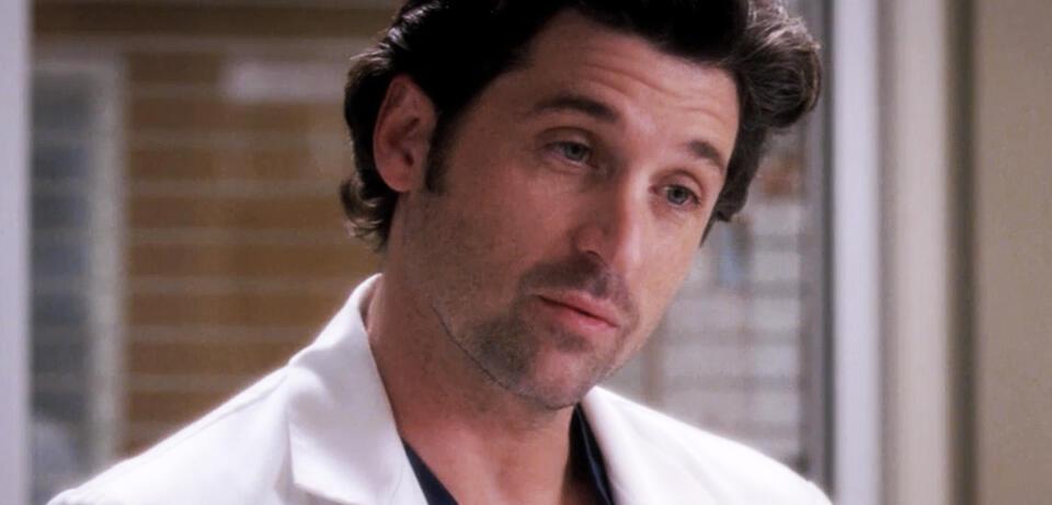Greys Anatomy Tode Patrick Dempsey Als Derek Shepherd