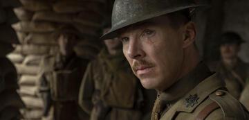1917: Benedict Cumberbatch