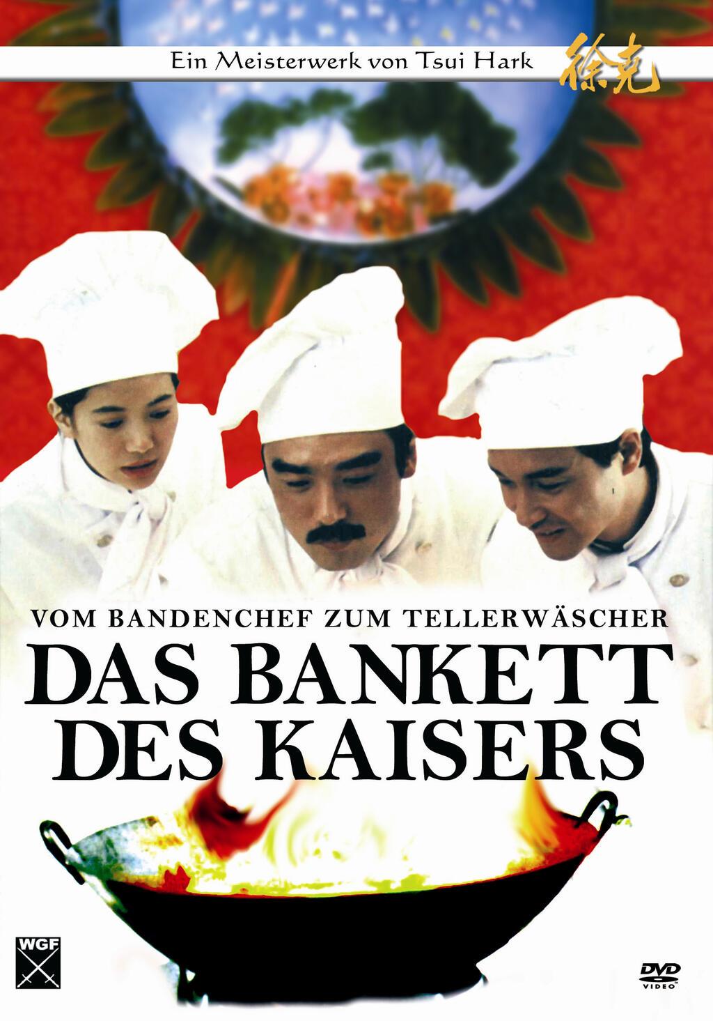 Das Bankett des Kaisers