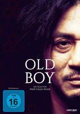 Oldboy - Poster