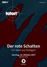 Tatort: Der rote Schatten - Poster