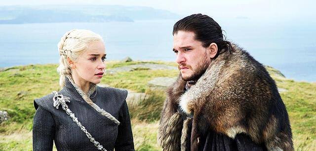 Daenerys und Jon