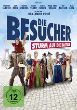 Die Besucher - Sturm auf die Bastille - Poster