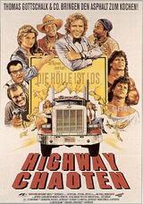 Highway Chaoten - Poster