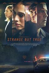 Strange But True - Dunkle Geheimnisse - Poster