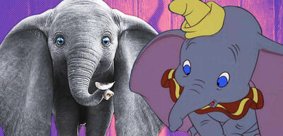Dumbo - Remake und Original