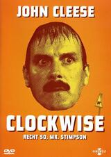 Clockwise - Recht so, Mr. Stimpson - Poster