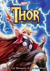 Thor - Tales of Asgard - Poster