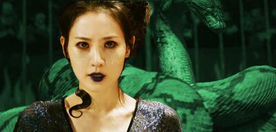 Claudia Kim in Phantastische Tierwesen 2