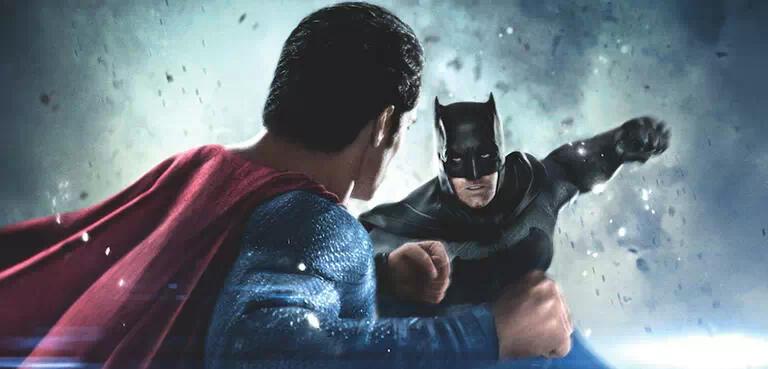 Batman v Superman - 4D-Kino lässt euch den Film riechen & fühlen