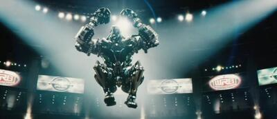 Roboterkampf in Real Steel