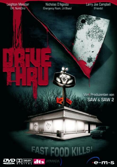 Drive Thru - Fast Food Kills - Bild 2 von 2