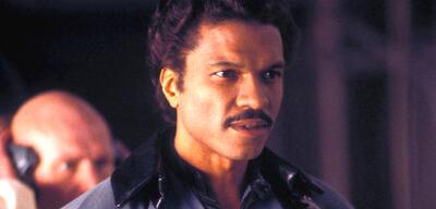 Billy Dee Williams als Lando Calrissian in Star Wars