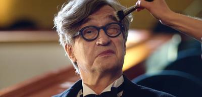 Immer perfekt: Wim Wenders