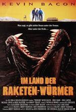 Im Land der Raketenwürmer Poster