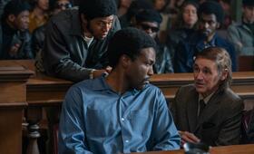 The Trial of the Chicago 7 mit Mark Rylance, Yahya Abdul-Mateen II und Kelvin Harrison Jr. - Bild 1
