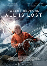 All Is Lost - Poster