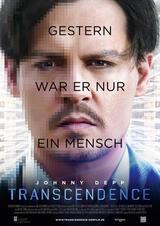 Transcendence - Poster