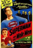 Superman and the mole men poster