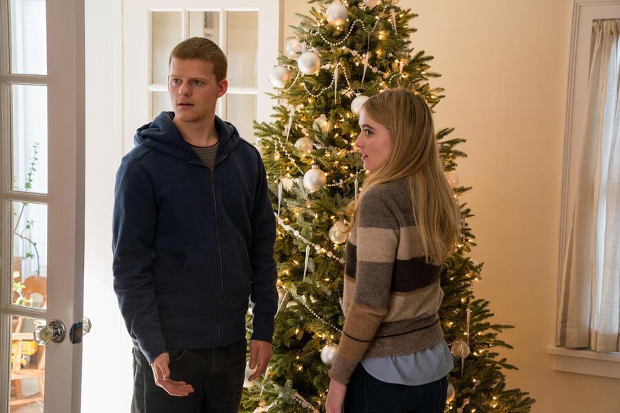 Ben is Back  mit Lucas Hedges und Kathryn Newton