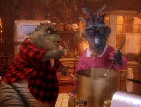 Die Dinos Staffel 2