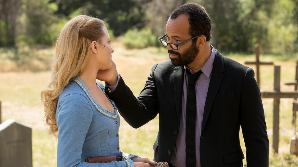 Westworld, Westworld Staffel 1 mit Evan Rachel Wood und Jeffrey Wright