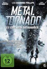 Metal Tornado - Es gibt kein Entkommen! Poster