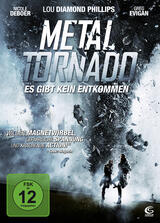 Metal Tornado - Es gibt kein Entkommen! - Poster
