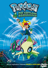 Pokémon 4: Die zeitlose Begegnung - Poster