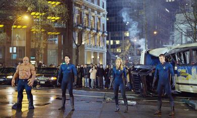 Fantastic Four mit Jessica Alba, Chris Evans, Michael Chiklis und Ioan Gruffudd - Bild 6