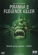 Piranha II - Fliegende Killer - Poster