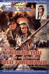 Winnetou und sein Freund Old Firehand - Poster