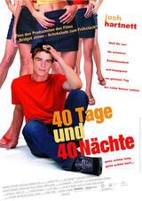 40 Tage und 40 Nächte - Poster