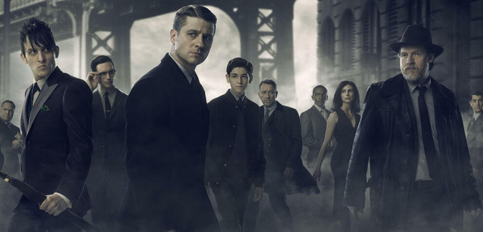 Neue Staffel Gotham