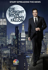 The Tonight Show Starring Jimmy Fallon - Poster