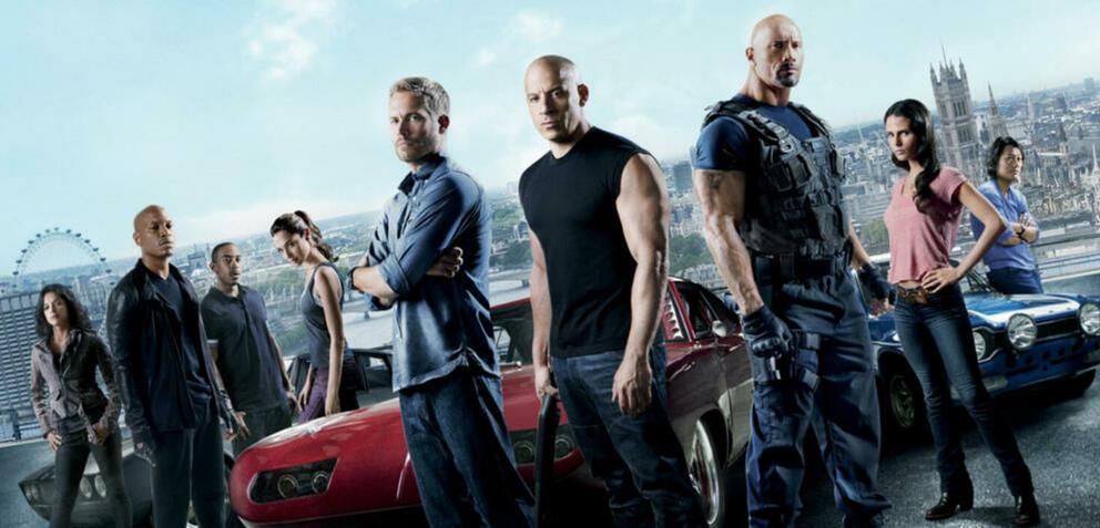 Die Fast & Furious-Crew