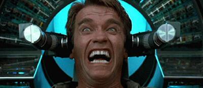 Arnold Schwarzenegger hat Alpträume