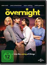 The Overnight - Einladung mit gewissen Vorzügen - Poster