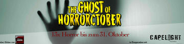 The Ghost of #Horrorctober