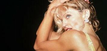 Bild zu:  Madonna in Stürmische Liebe