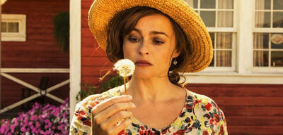 Helena Bonham Carter inDie Karte meiner Träume