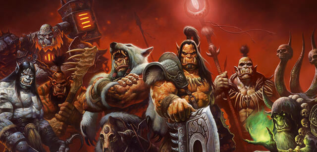 Warlords of Draenor ist voller Orcs