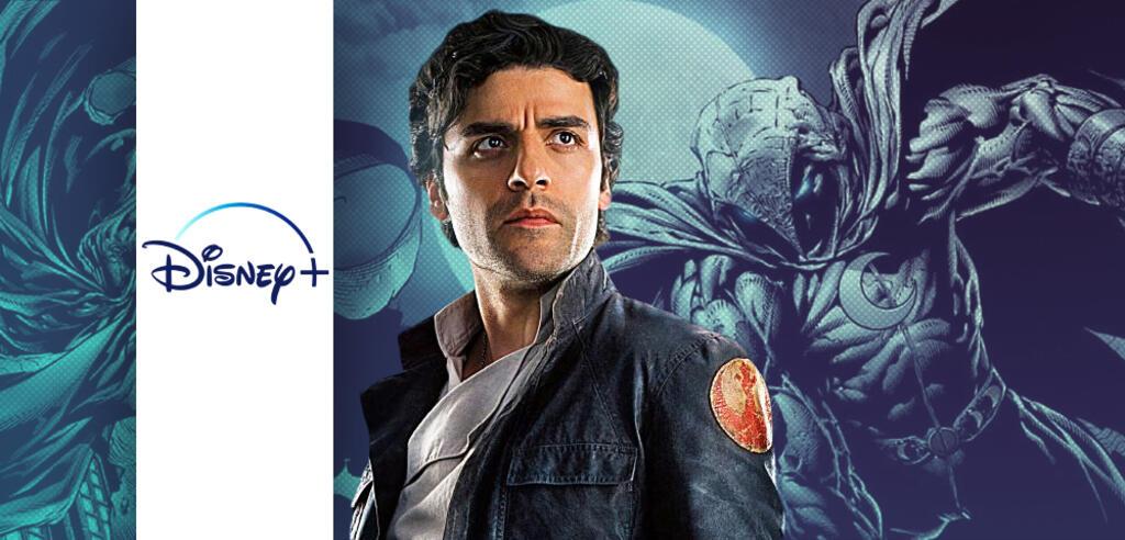 Oscar Isaac und Moon Knight